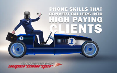 Phone skills that convert callers into high paying clients